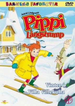 Pippi Långstrump: Vinter i Villa Villekulla (Tecknad)
