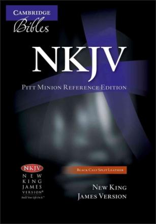 Pitt Minion Reference Bible-NKJV - CDON.COM