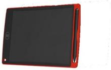 """8,5"""" Ritplatta för barn LCD Tryckkänslig Upp till två års batteri röd"""