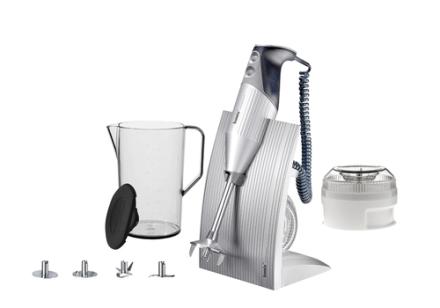 Bamix Swissline XL Sølv. 10 stk. på lager