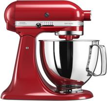 KitchenAid Artisan 125EER Rød