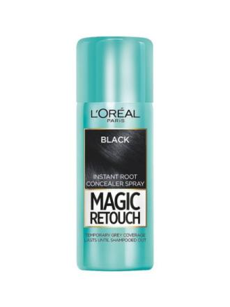 L'Oréal Paris Magic Retouch Instant Root Concealer Spray Black