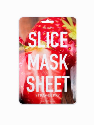 Kocostar Korean Slice Mask Sheet Strawberry