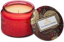 Voluspa Goji & Tarocco Orange Glass Jar Candle