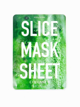 Kocostar Korean Slice Mask Sheet Cucumber