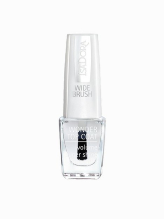 Bas-/Topplakk - Transparent Isadora Wonder Top Coat