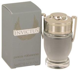 Invictus av Paco Rabanne - Mini EDT 0,5 ml - för män