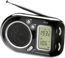 AEG WE4125 Bärbar Radio