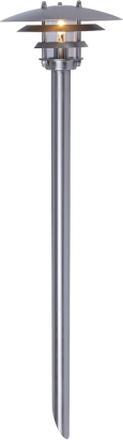 Bolthi Stolplykta LED Sunny 2-set-Rostfritt Stål