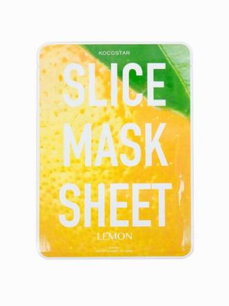 Kocostar Korean Slice Mask Sheet Lemon