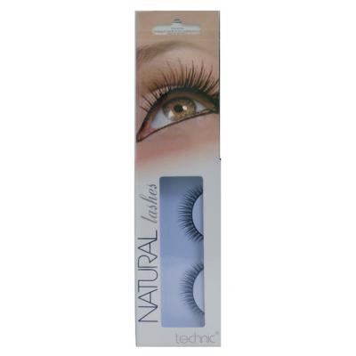 Technic Natural Lashes False Eyelashes BC21 1 kpl