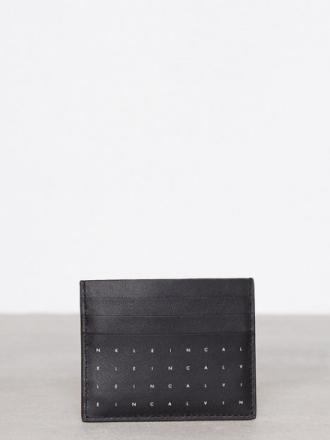 Kortholder - Svart Calvin Klein Calvin Grid Cardholder