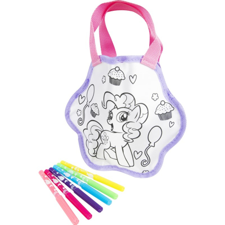 My Little PonyColour Your Own Shaped Tote bag