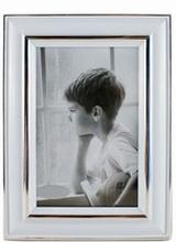 Fotoramme med hvid kant - 18x24 cm