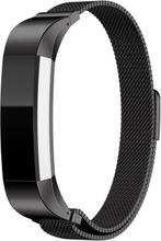 Fitbit Alta klokkereim av rustfritt stål m. magnet -
