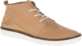 Merrell W's Around Town Chukka Air Shoes Tan 36 2017 Uformelle støvler