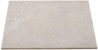 House Doctor Bordsskiva Marble 60x60 cm - Vit