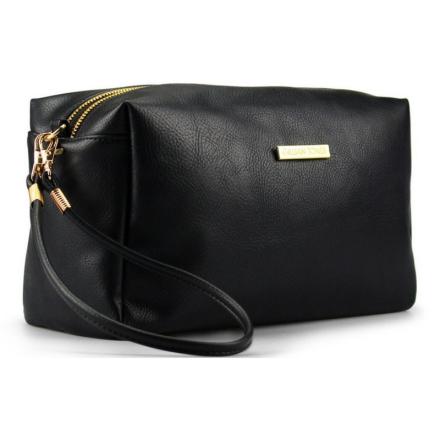 Gillian Jones Black Cosmetic Bag 1045400