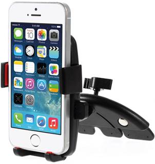 HX-M-X10 Universal Car CD Slot Holder For Smartphones, Bredde: 5 - 7,3cm