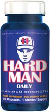 Hard Man Daily 60-Utökad Lust