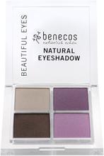 Natural Quattro Eyeshadow - Beautiful Eyes, 7,2 g