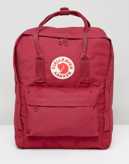 Fjallraven Kanken 16l backpack red - Red