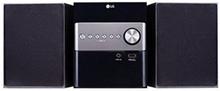 LG Hi-fi CM1560 10W Svart