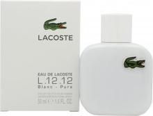 Lacoste Eau De Lacoste L.12.12 Blanc Eau de Toilette 50ml Spray