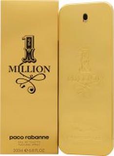 Paco Rabanne 1 Million Eau De Toilette 200ml Sprej