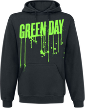 Green Day - Revolution Drips -Hettegenser - svart