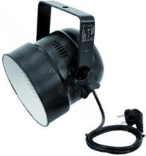 EUROLITE LED PAR-56 RGB 5mm Short 5CH black