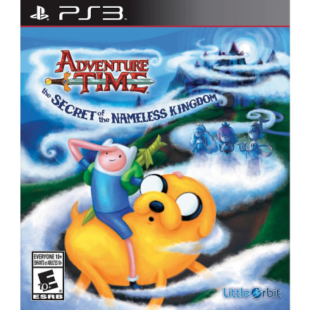 Adventure Time: The Secret of the Nameless Kingdom /PlayStation 3