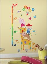 RoomMates Kids Väggdekor Lazoo Growth