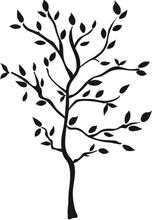 RoomMates Deco Väggdekor Tree Branches