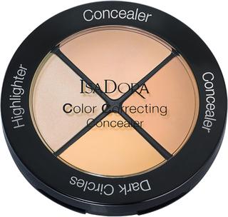 IsaDora Color Correcting Concealer Anti-Redness, 4 g IsaDora Concealer
