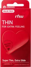 RFSU Thin: Kondomer, 30-pack