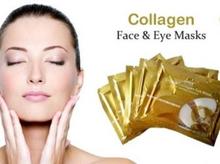 Guld Øjenmaske - Behandling af rynker og anti-aging