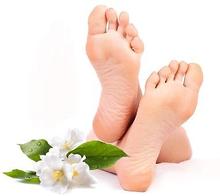 Fodmaske der giver sunde og bløde fødder
