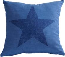 KID STAR kuddfodral 45x45 cm Blå