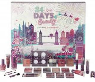 Q-KI 24 Days Of Beauty London Advent Calendar 26 Pieces