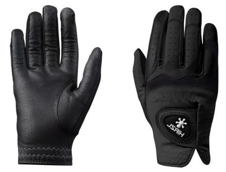 HIRZL Hybrid Plus Glove - Män - högerhänt - Svart - XL