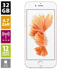 Apple iPhone 6s (32GB) - Roségold