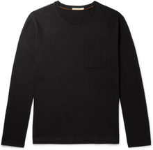 Nudie Jeans - Rudi Organic Cotton-jersey T-shirt - Black - S,Nudie Jeans - Rudi Organic Cotton-jersey T-shirt - Black - L,Nudie Jeans - Rudi Organic Cotton-jersey T-shirt - Black - XL,Nudie Jeans - Rudi Organic Cotton-jersey T-shirt - Black - M,Nudie Jean