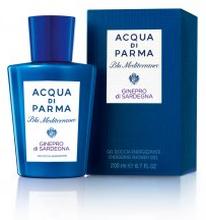 Acqua di Parma Blu Mediterraneo Ginepro di Sardegna Shower Gel 200 ml