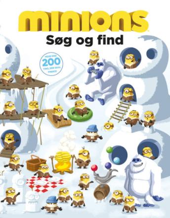 Minions - søg og find - CDON.COM