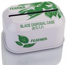 Feather Blade Disposal Bank