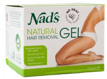 Nad's Natural Hair Removal Gel