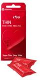 RFSU Thin 10-pack kondomer - Den fjärilstunna kond