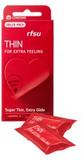 RFSU Thin 30-pack kondomer - Den fjärilstunna kond