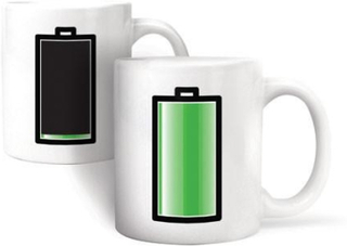 Krus - Battery Morph Mug